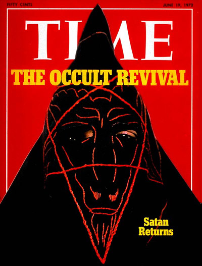 Time Magazine - Satan Returns