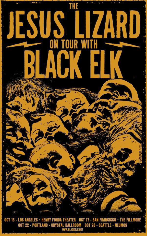 Black Elk Poster