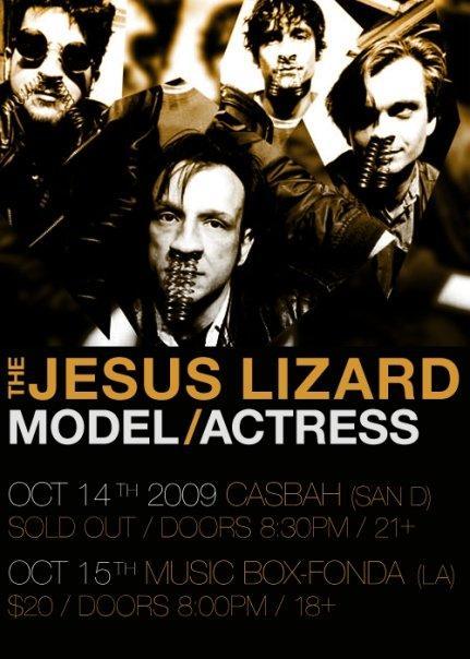 Model/Actress Poster