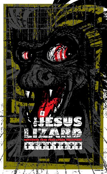 Poster by Brad Klausen